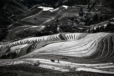 Dazai Village, Longji Terraced Fields, Guilin, China